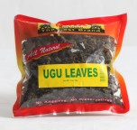 Dried Ugu Leaves